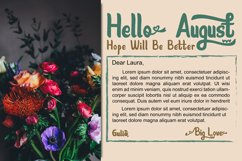 Steffie Austin Lovely Font Product Image 4