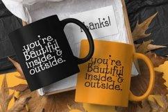Web Font Rougthin Font Product Image 2