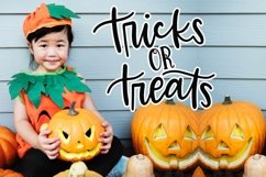Broomstick - With Doodles - A Halloween Font Duo Product Image 3