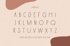 Kenzira - A Hand Drawn Art Deco Font Product Image 5