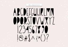 Blackout - A Bold Handmade Font Product Image 6