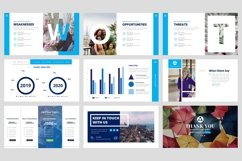 Insurance - Business Consultant PowerPoint Template Product Image 5