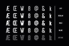 Shakerato - Sans Serif Family Font Product Image 3