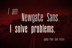Newgate Sans Product Image 2