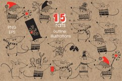 Holiday rats. Product Image 4