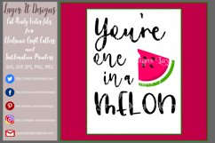You're one in a Melon Design File Product Image 4