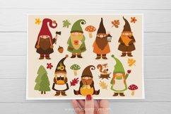 Scandinavian Fall Gnomes Clipart - Vector Clip Art & SVG Product Image 2