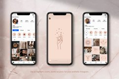Boho ASMR Instagram Story Covers Product Image 4