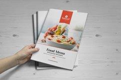 Food Menu Bifold-Trifold Brochure Product Image 2