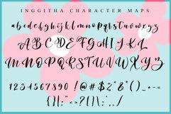 Inggitha - Wedding Font Product Image 6