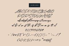Dawsons Script - Free Sans Font Product Image 2
