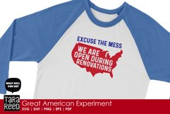 Great American Experiment - Patriotic SVG and Cut Files Product Image 4