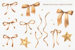 Golden Bows, Ribbons & Beads Product Image 2