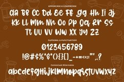 Dalgona - Quirky Font Product Image 3