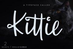 Kittie   Regular & Bold Product Image 1