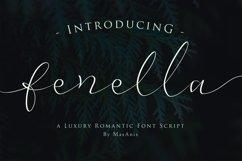 Fenella - Luxury Romantic Font Product Image 1