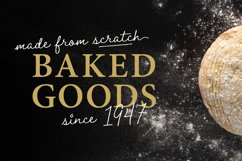 Braisetto Font Family Product Image 5