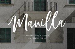 Manilla Script Product Image 1