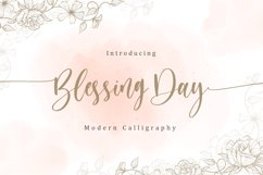 Blessing Day Product Image 1