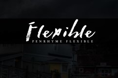 Penrhyme Calligraphy Font Product Image 2