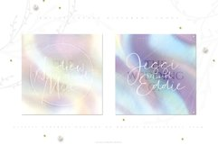 Holographic Pearl - Texture plus FREE Floral set Product Image 5