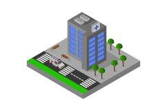 isometric hospital Product Image 1