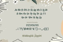 Wishline - Cute Script Product Image 4