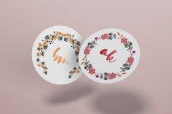 8 Sweet Fall Wedding Monograms X Product Image 5