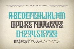 Marine fairytale typeface Product Image 4