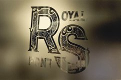 Royal - Vintage Style Font Product Image 3