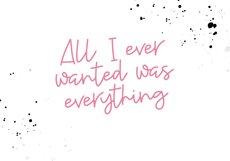 Sweet Dreams - Handwritten Script Font Product Image 2