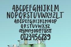 Greenlake Lagoon - Handlettering Font Product Image 2