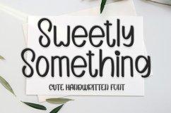 Sweet Something Product Image 1