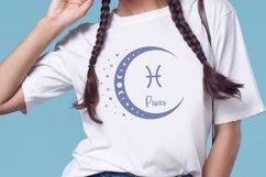 Zodiac signs svg bundle, Astrology Svg, horoscope bundle svg Product Image 4