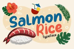 Salmon Rice Product Image 1