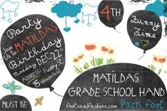 Matildas Grade School Hand_Pack Product Image 3