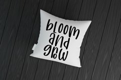 Web Font Rainy Days - A Quirky Handlettered Font Product Image 2