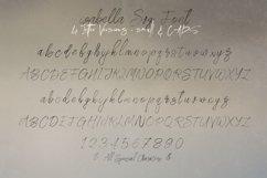 Isabella SVG Script Font Product Image 4