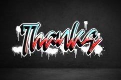 Web Font Dittocks - Graffiti Fonts Product Image 2