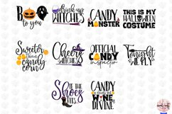 Mega Halloween SVG Bundle - 50 Designs Cut Files Product Image 4