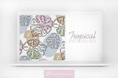 Tropical pattern mega set Product Image 1
