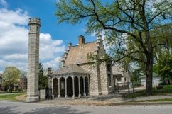 Beautiful architecture at Tower Grove Park in St Louis Product Image 1