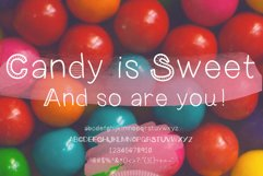 Keen On You a quirky, handwritten font with skinny lines Product Image 2