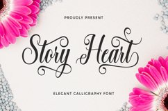 Story Heart Product Image 1