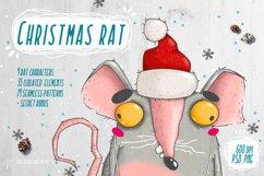 Christmas Rat Product Image 1