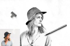 Pencil Drawing Photoshop Action Product Image 3