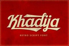 Khadija Script - 4 Fonts Product Image 1