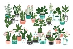 HOMEPLANTS | clip arts collection Product Image 3