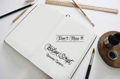 Baline Script Product Image 5