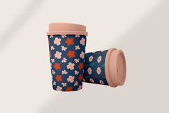 Floral patterns. Vector collection of abstract flowers. Product Image 4